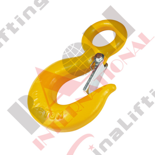 G80 EYE HOOK WITH LATCH 25127 25128 25129