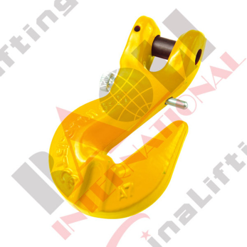 G80 CLEVIS GRAB HOOK WITH BOLT AND COTTER PIN