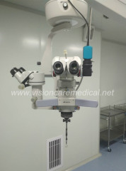 Ophthalmic Leica Zeiss Topcon Moller Microscope BIOM Lens & Image Inverter for Posterior Segment Surgery
