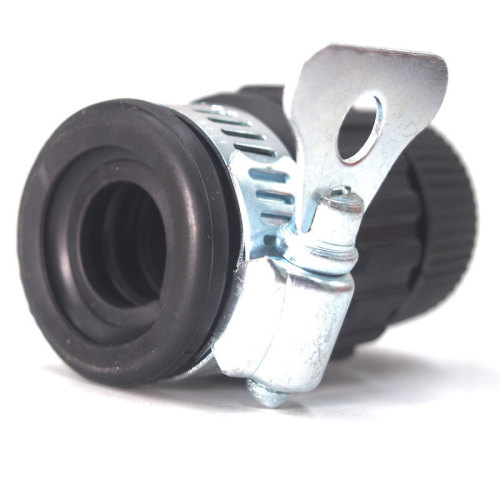 Plastic Universal Tap Adaptor With Clamp