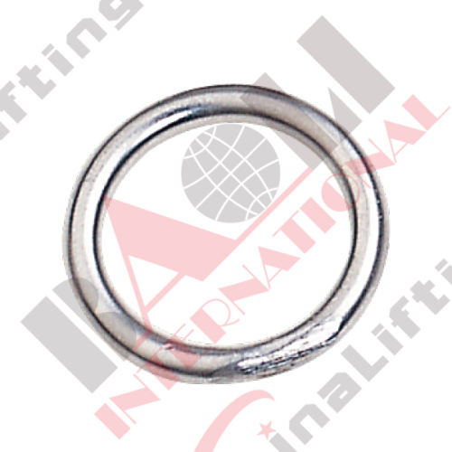 S.S. WELDED ROUND RING AISI: 304 or 316 28348S 28349S 28350S 28351S 28352S 28353S 28354S 28355S