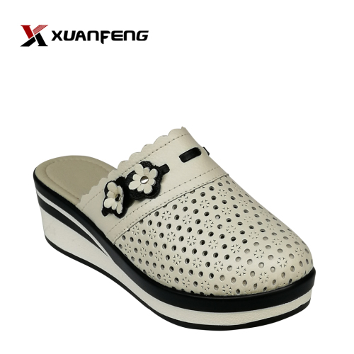 Fashion Comfortable Leather Sandals for Woman