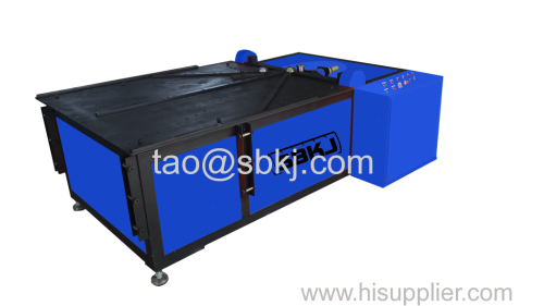 Spiral Duct Flanging Machine