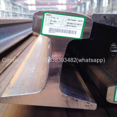 Gb Standard 43KG Heavy Rail For Sale With Factory Price High Quality - China Zongxiang