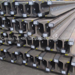 DIN536 Standard Steel Rail Manufacturers in China - Zongxiang
