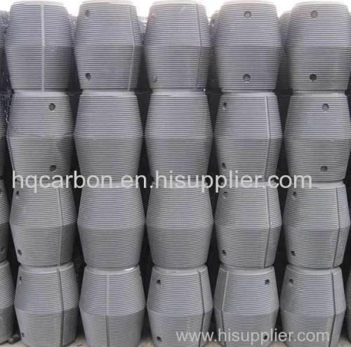 Nipple Graphite Electrode Nipple