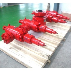 API-6A Wellhead Assembly and Christmas Tree for Shale Gas Exploration
