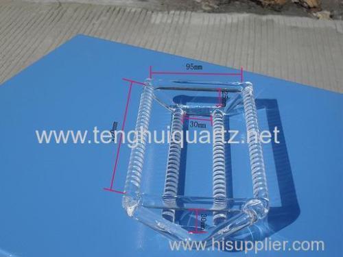 Quartz boat Customs HS code: 70119010
