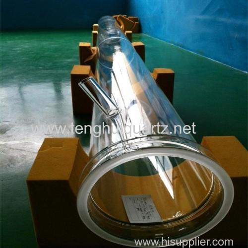 quartz tube Fused Quartz Tubing