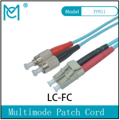 Professional Fiber Optic Singlemode Patch Cord LC /FC