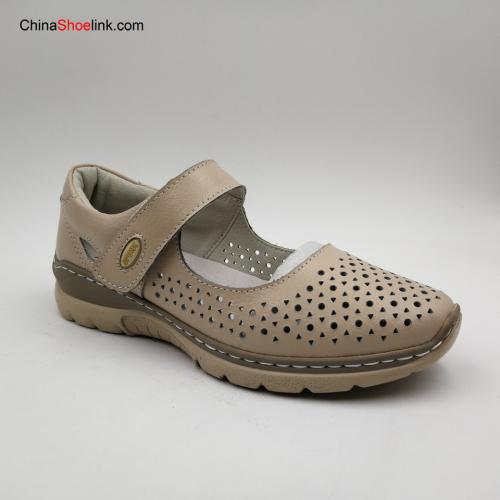 2020 Wholesale Fashion Summer Custom Logo Leather Women Girls Ladies Men Flat Blank Slide Sandals