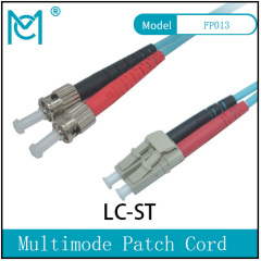 Professional Fiber Optic Singlemode Patch Cord LC /ST