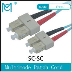 Professional Fiber Optic Singlemode Patch Cord SC/SC