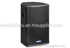 10 inch professional pa high quality 2 way stage loudspeaker