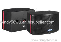 10 inch professional full range karaoke KTV speaker