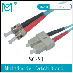 Professional Fiber Optic Singlemode Patch Cord SC/ST