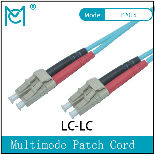 Professional Fiber Optic Singlemode Patch Cord LC/LC