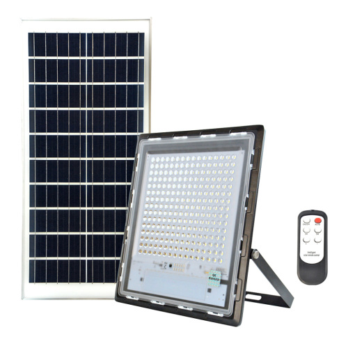 Remote Control Solar Flood Light