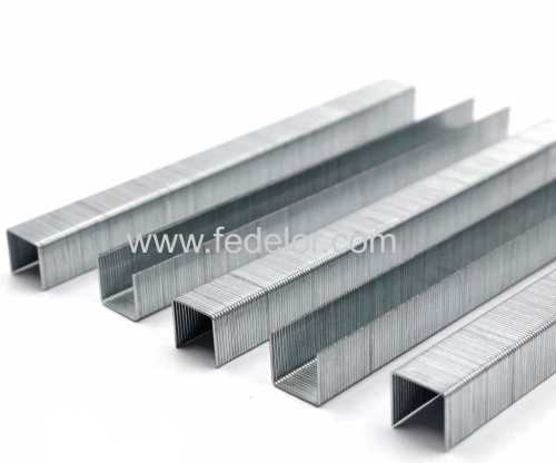 Fine Wire Staple series