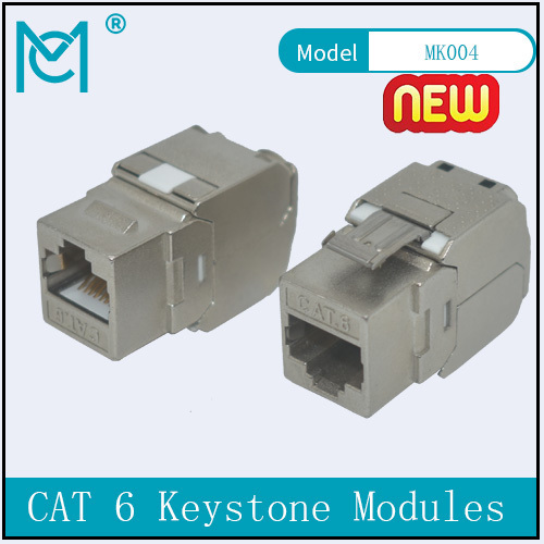 CAT 6 Keystone Module Shielded 250 MHz