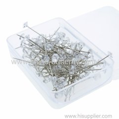 DIAMOND PINS CLEAR Floral Sundries