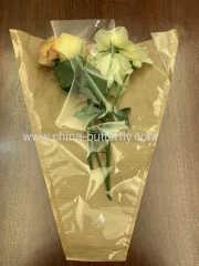 Kraft + BOPP Sleeve Bouquet Sleeve