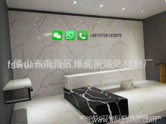Foshan Yanman Cheap Carrara White Marble Kitchen Island