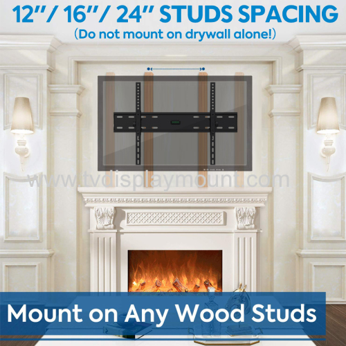 32 -65  Large LCD Sliding TV Wall Mount