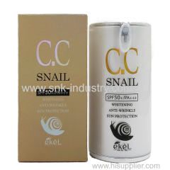 EKEL SNAIL COMPLETE CORRECTION CREAM
