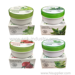 EKEL MASSAGE CREAM 4 TYPE