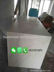 Foshan Yanman Thickened edges marble kitchen worktop and countertop for kitchen island
