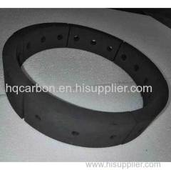 Graphite Ring oxidation resistance Graphite Ring