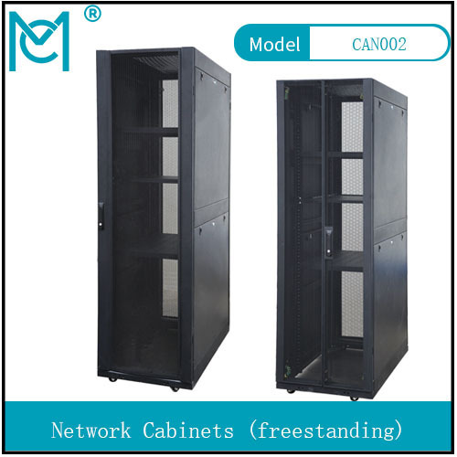 Professional Network Cabinet Server Rack Series SPCC Static loading:1000kg