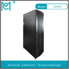 Professional Network Cabinet Server Rack Series SPCC Static loading 1000kg