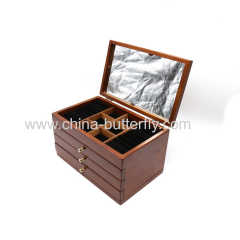 Jewelry Wooden Box Chinese Style