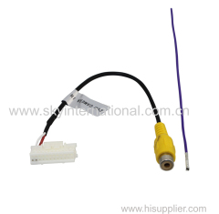 AV VIDEO OUT CABLE PLUG 24pin FOR MITSUBISHI STANDARD DVD