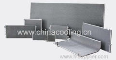 Micro Channel Condenser used for water dispenser aluminum material