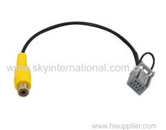 VIDEO CAMERA CABLE FOR HONDA CRV 8PIN