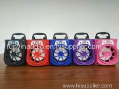 Factory Provide Colorful Portable Audio Speaker Bluetooth Soundbar
