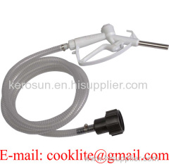 3M x 19mm Gravity Feed Delivery Hose and Nozzle Kit with IBC Adapter