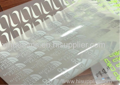 Cheap Hot/Cold Peel Matte/Glossy Heat Transfer Polyester Films From Top One Heat Transfer Films and Papers Manufacturer