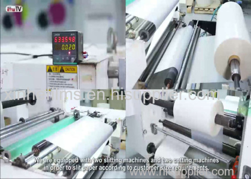 Cheapest Hot/Cold Peel Glossy/Matte Transparent Heat Transfer Film for Screen Printing Machines and Heat Press Machine