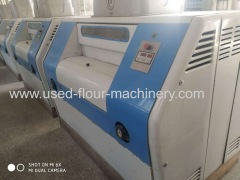 GBS ROLLER MILLS 2010 MODEL TYPE FLOUR MILLING MACHINES