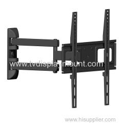 """Full Motion LCD TV Wall Mounts 23""""-60"""" Screen 180° Swivel"""