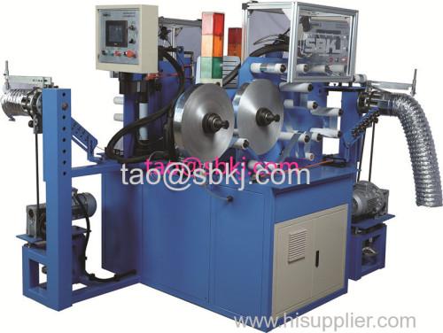 Машина для производства гибких трубопроводов из алюминия