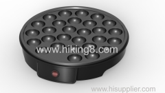 600-700Watt 18 holes octopus balls maker