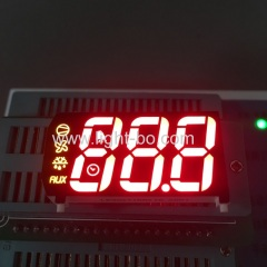 led display;7 segment;refrigerator display;temperature display