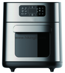 10L Air fryer With fan guard more safety