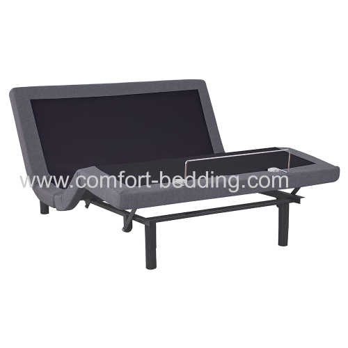 can be folded packing with head&foot up&down electric adjustable bed frame