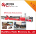 WPC foam sheet machine